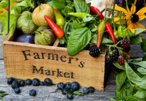 Enjoy summertime treats at local farmers markets while at Barksdale AFB housing!